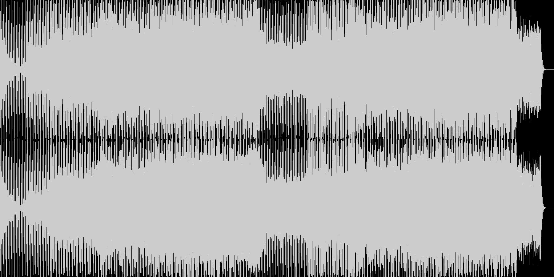 EDMクラブ系ダンスミュージック-76の未再生の波形