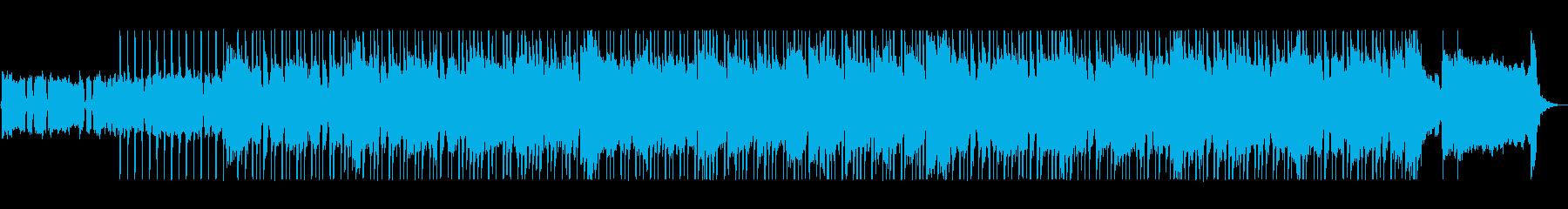 個性的なフレーズがクールなギターサウンドの再生済みの波形