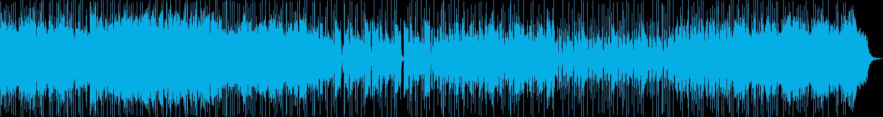 エレキ炸裂ロックンロールです!の再生済みの波形