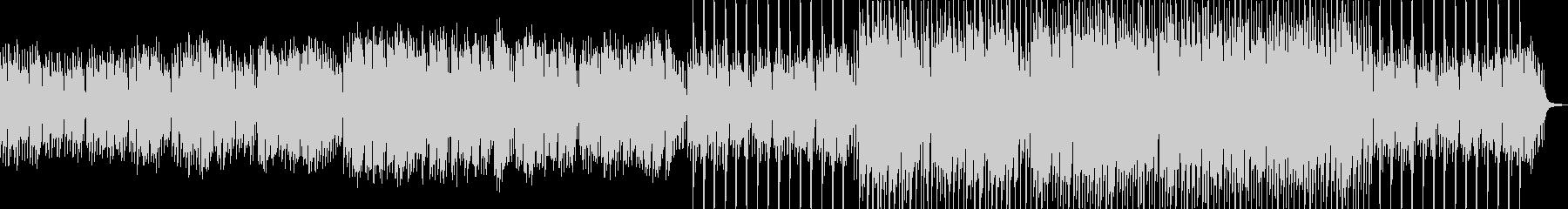 pingpong-ほのぼのオシャレの未再生の波形