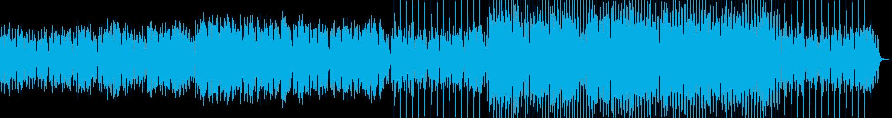pingpong-ほのぼのオシャレの再生済みの波形