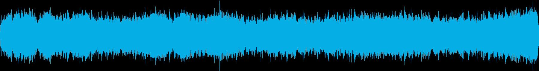ロックオーケストラ 戦いpart1ループの再生済みの波形