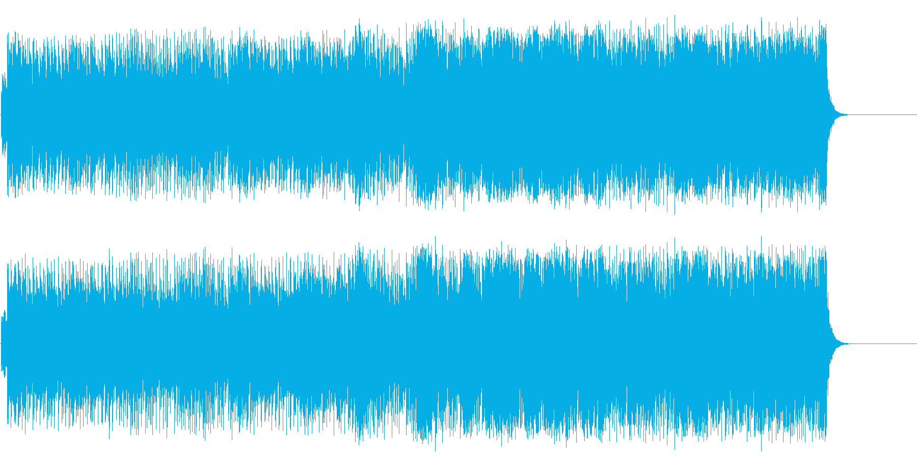 報道 忙しい スピード 追跡 躍動 挑戦の再生済みの波形