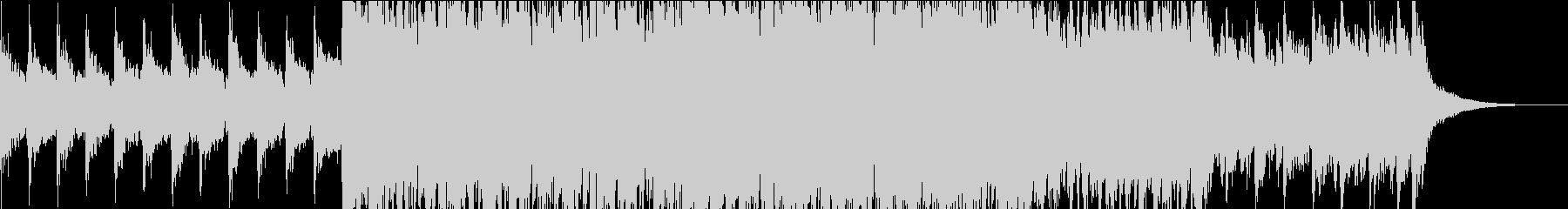 ヨーロッパ歴史物語テーマ曲ケルト風BGMの未再生の波形