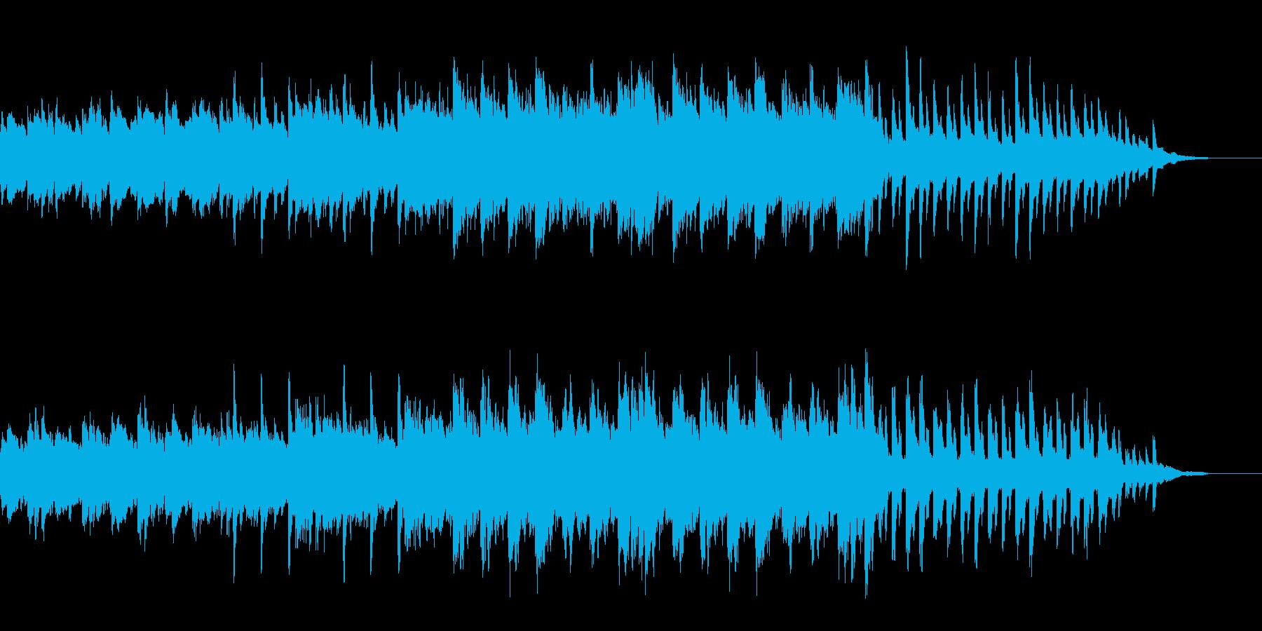 サイレントヒル風 悲しいピアノバラードの再生済みの波形