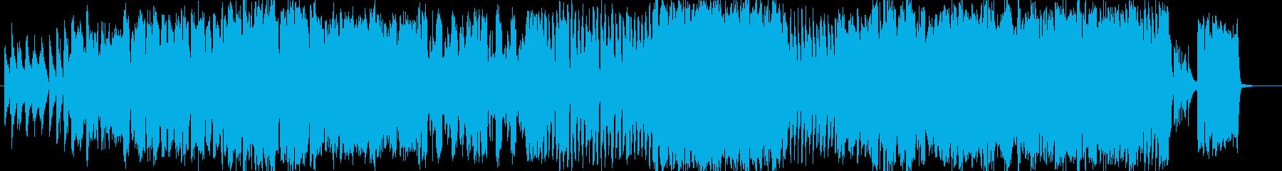 【カノン風ポップなバラード】結婚式VTRの再生済みの波形