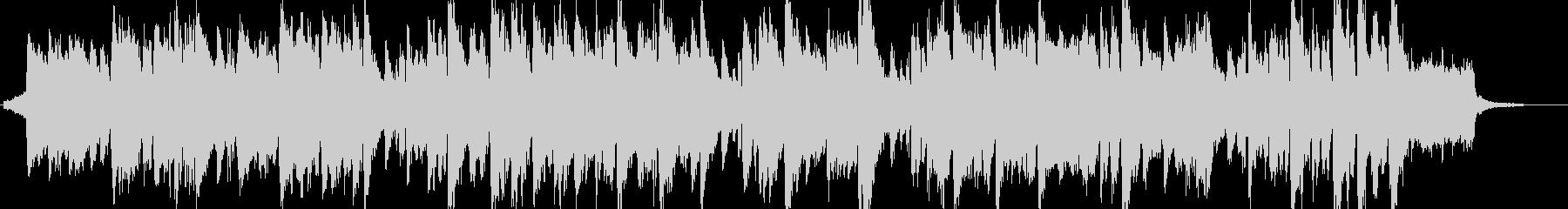 哀愁なトランペットなオーケストラ曲の未再生の波形