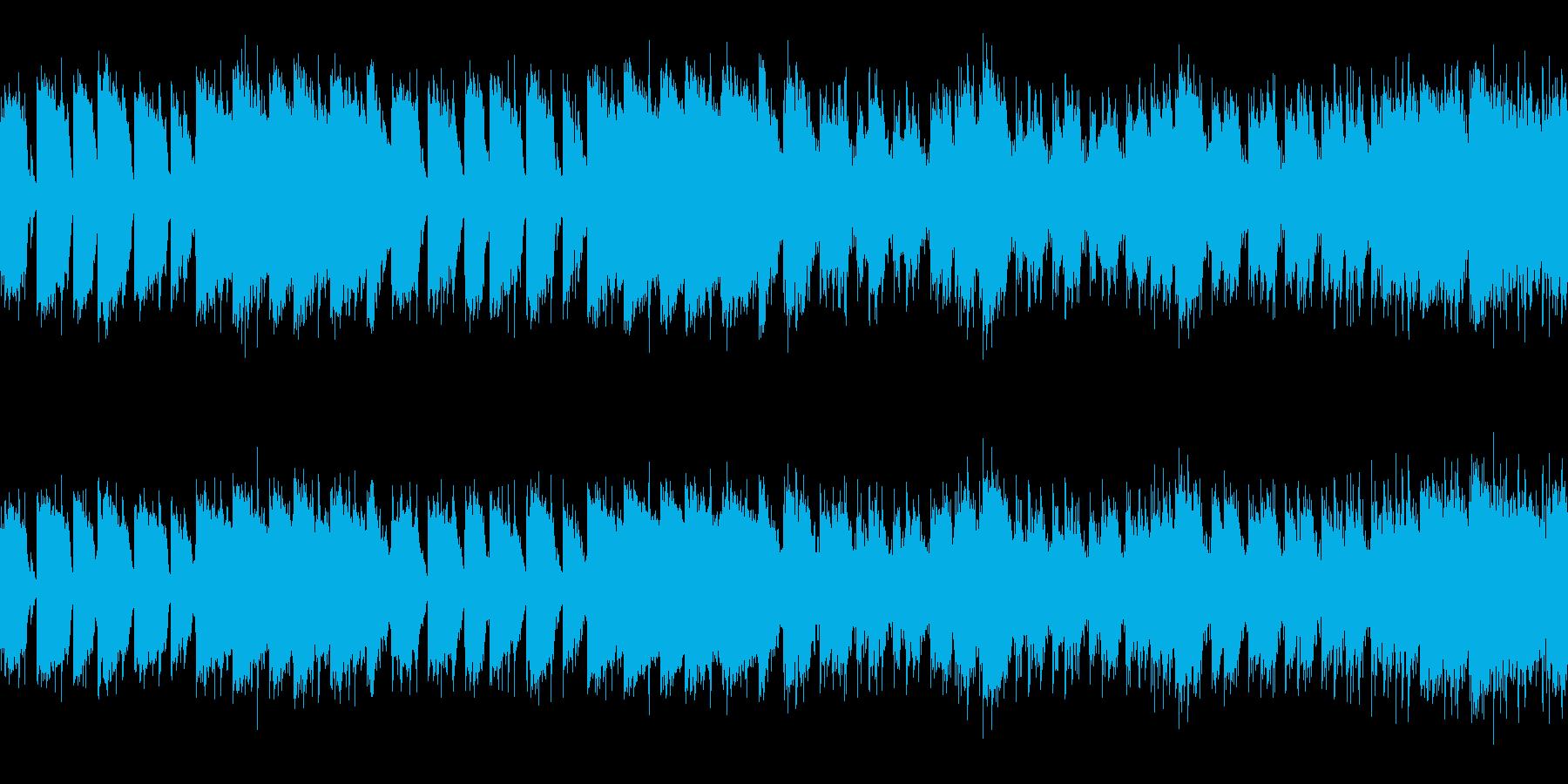 フィールド 戦いへの決意【ループ】の再生済みの波形