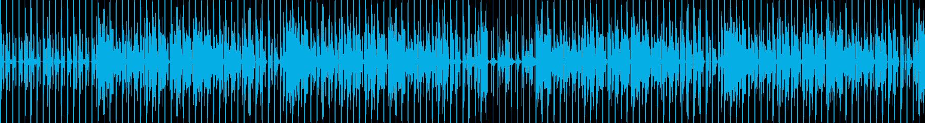 【軽快でおしゃれなHIPHOPJAZZ】の再生済みの波形