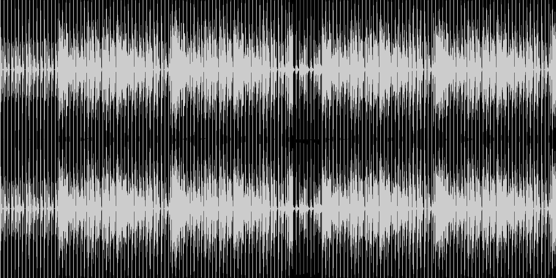 【軽快でおしゃれなHIPHOPJAZZ】の未再生の波形