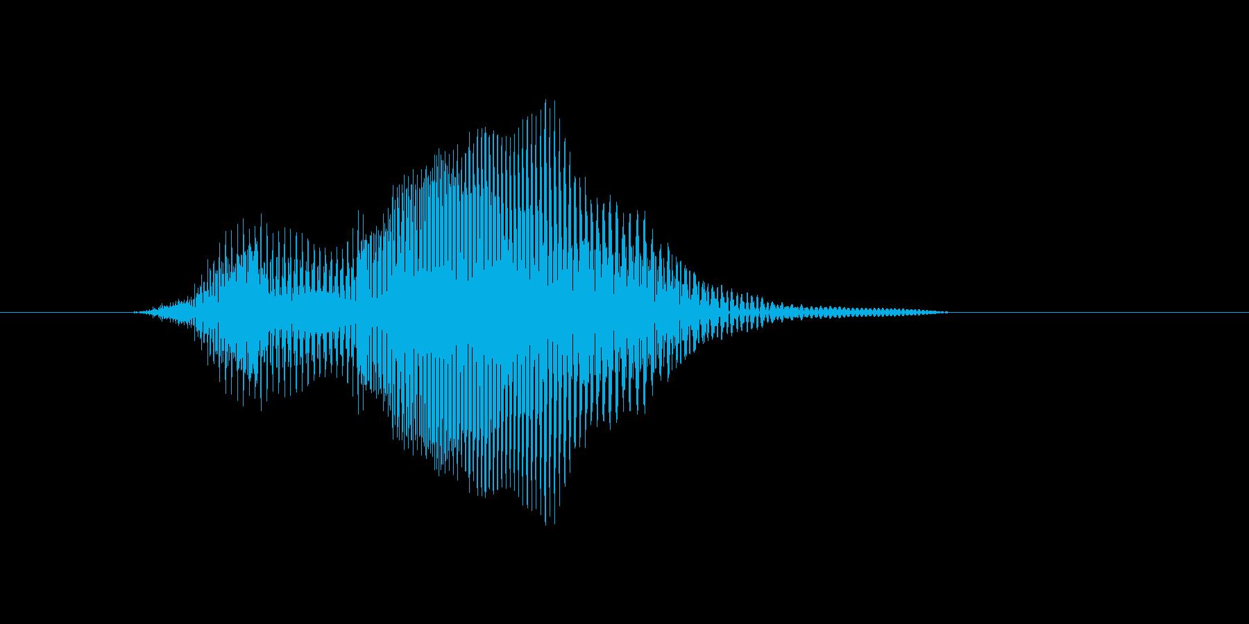 Hello(ハロウ・ハロー)の再生済みの波形