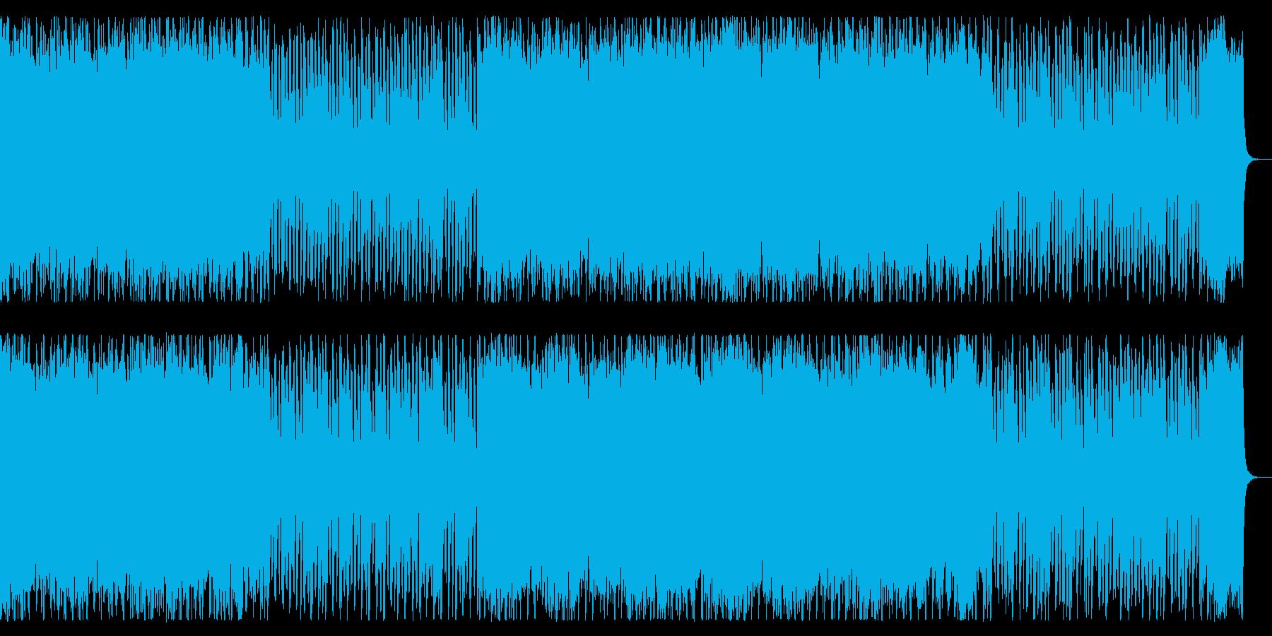 祝福のためのストリングス&ベルの再生済みの波形