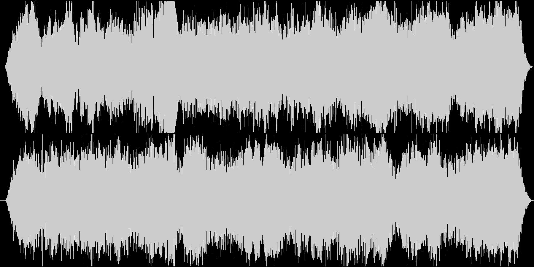 15秒CM向きの4 クラシックでポップスの未再生の波形