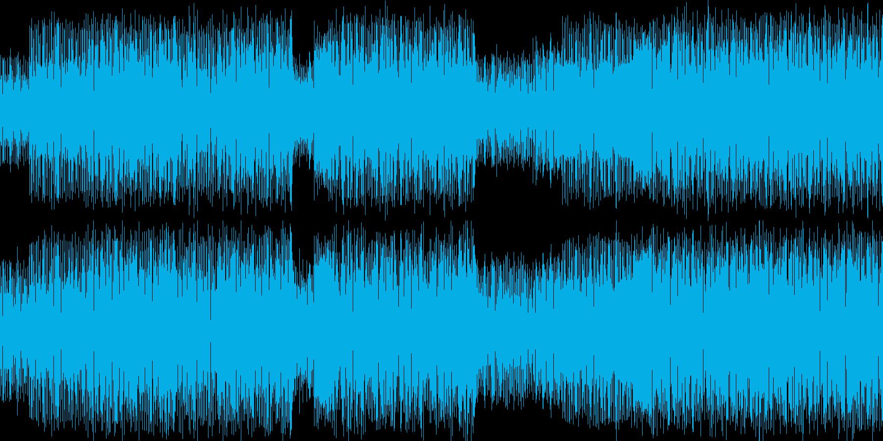 インストハウス/エレクトロの再生済みの波形