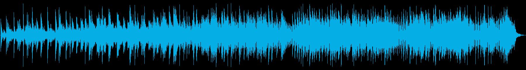 迷子の音楽 深いところの再生済みの波形