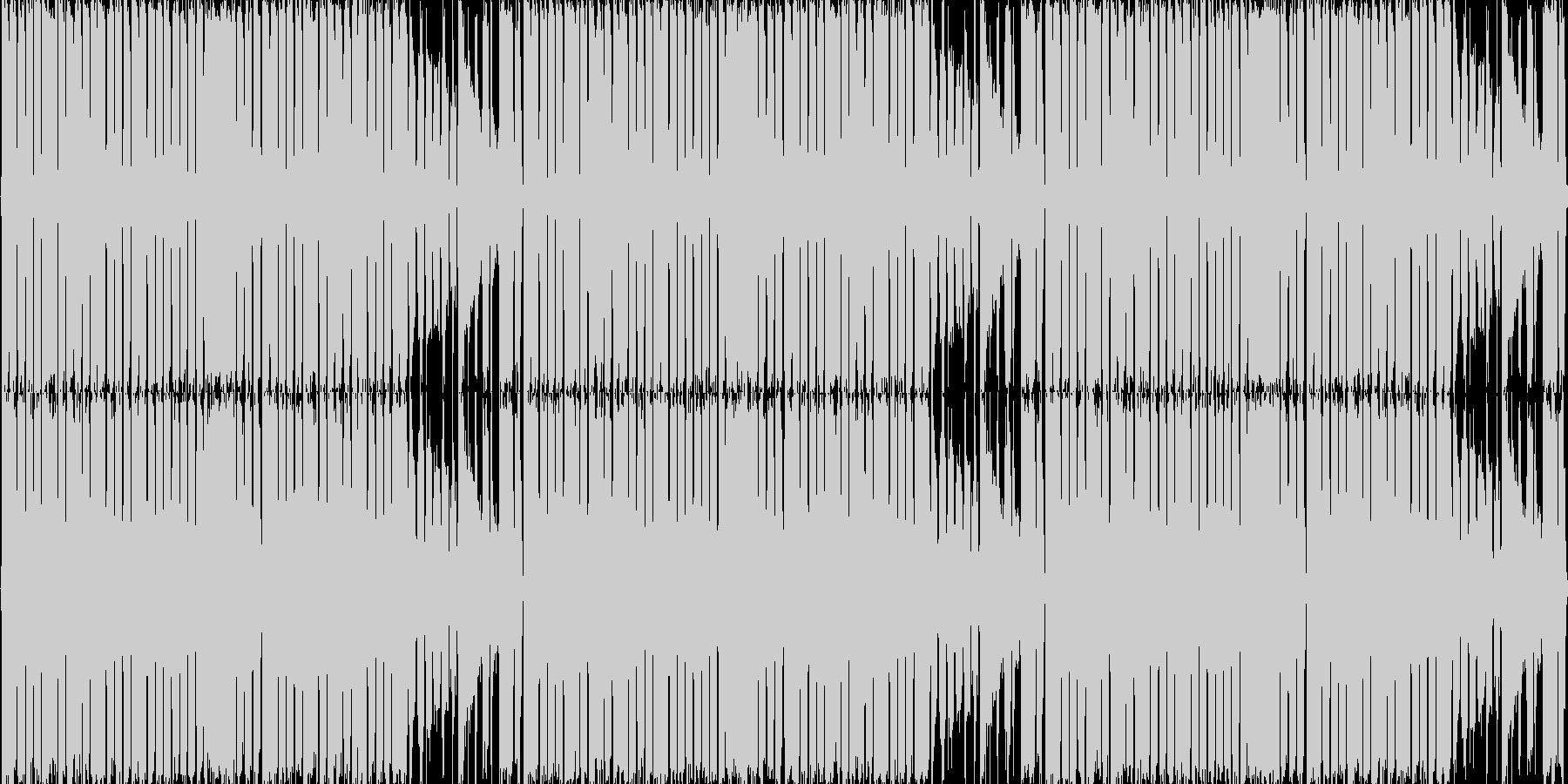 【ダンス/アップテンポ/トランス】の未再生の波形