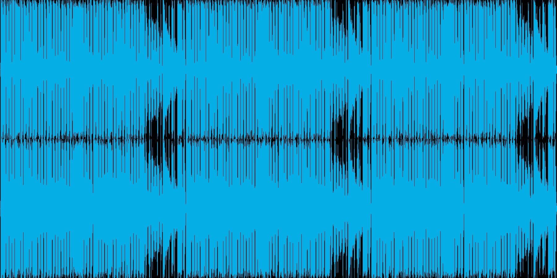 【ダンス/アップテンポ/トランス】の再生済みの波形