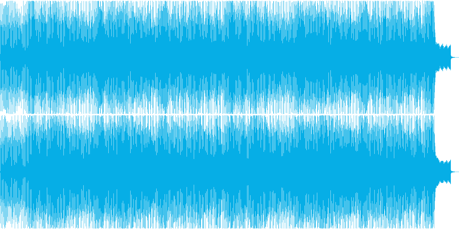 心温まる感動的なアコースティックポップの再生済みの波形