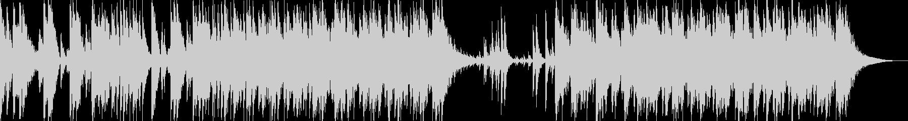 日本伝統音楽1(和太鼓)の未再生の波形