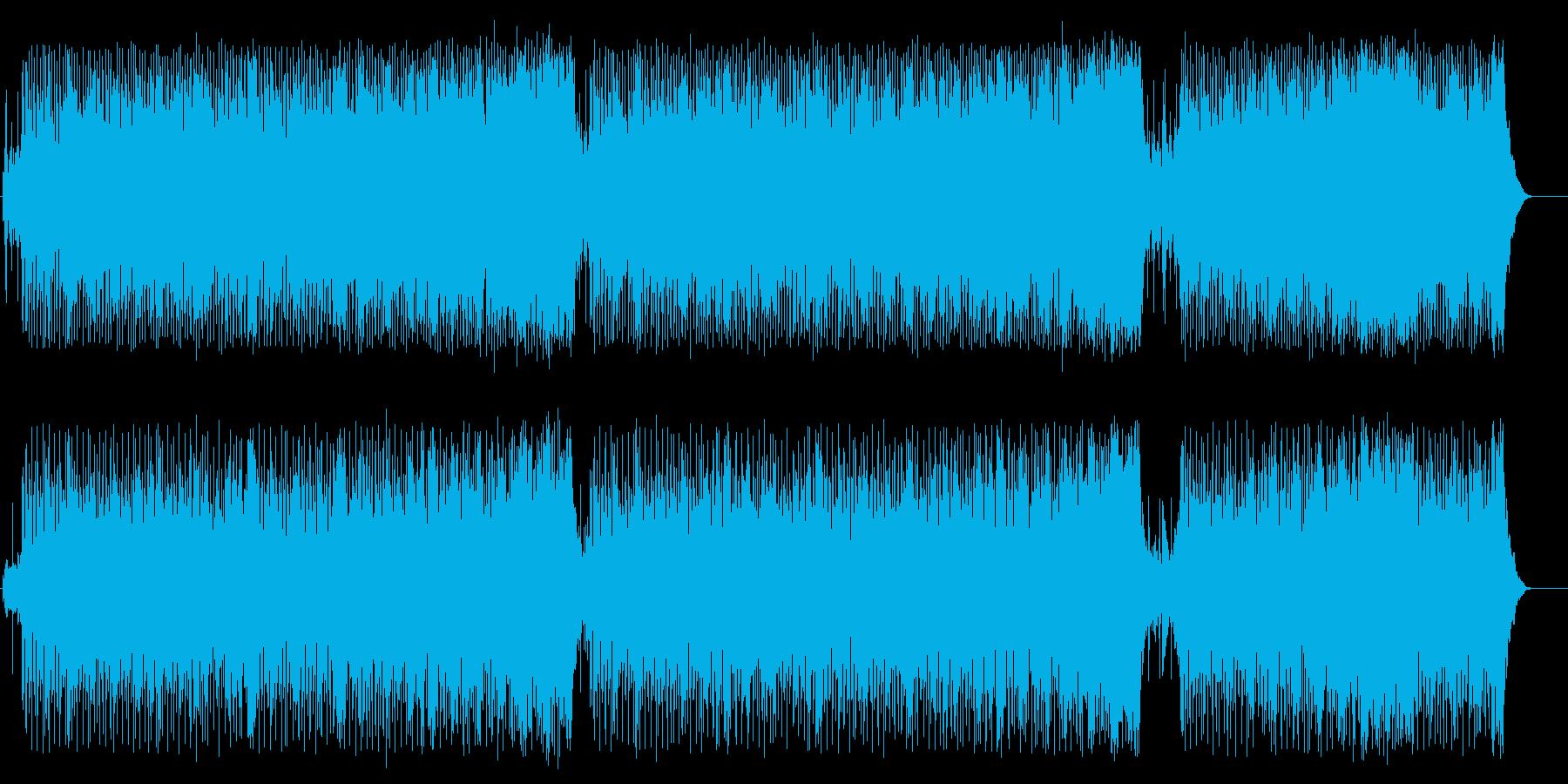 好奇心旺盛なポップ(フルサイズ)の再生済みの波形