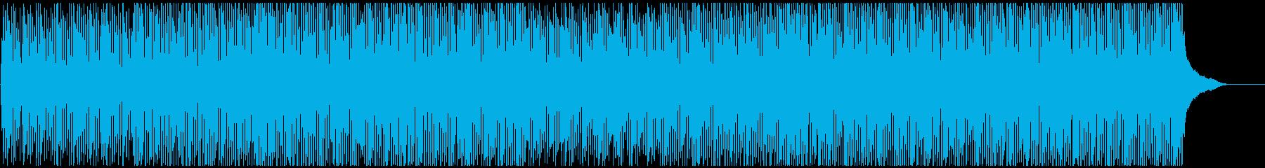 企業VPや映像に 爽やかなスピード感の再生済みの波形