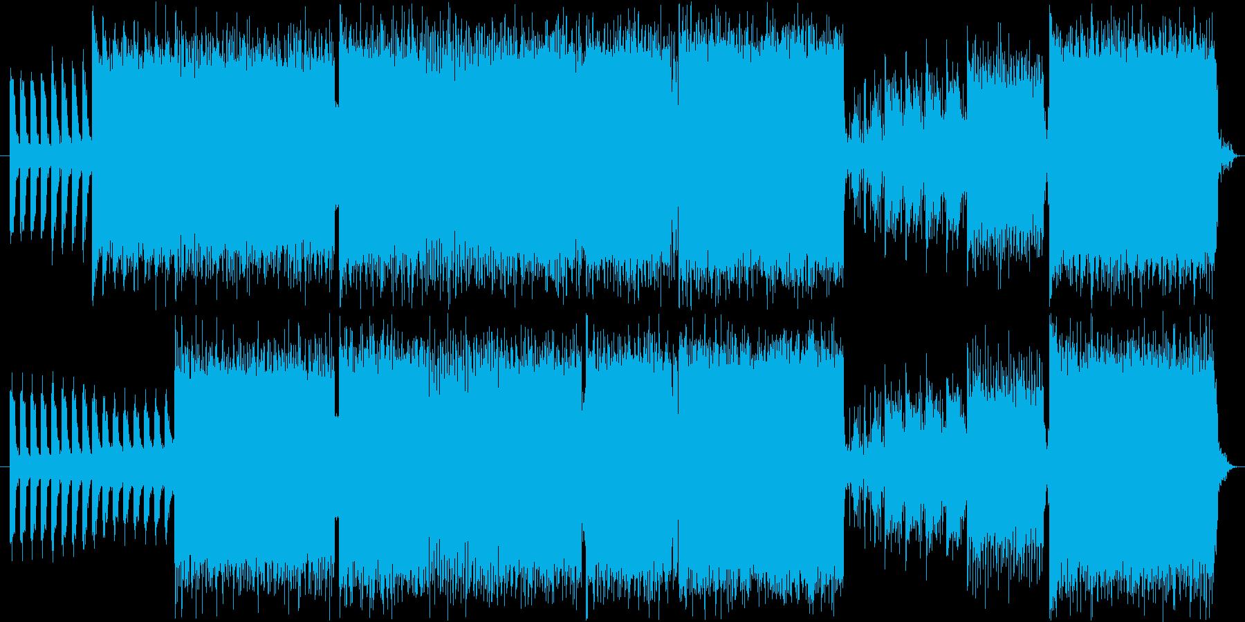 戦闘系やSF系の激しい音が必要な時に適…の再生済みの波形