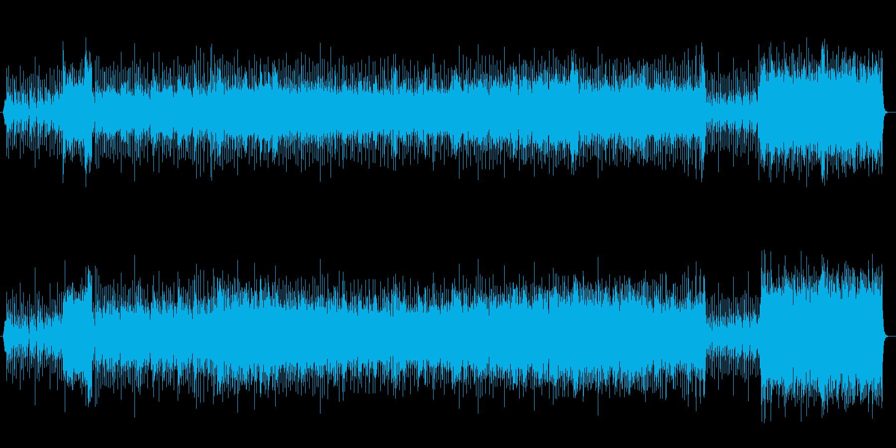 元気の出るポップス(ホーン・セクション)の再生済みの波形