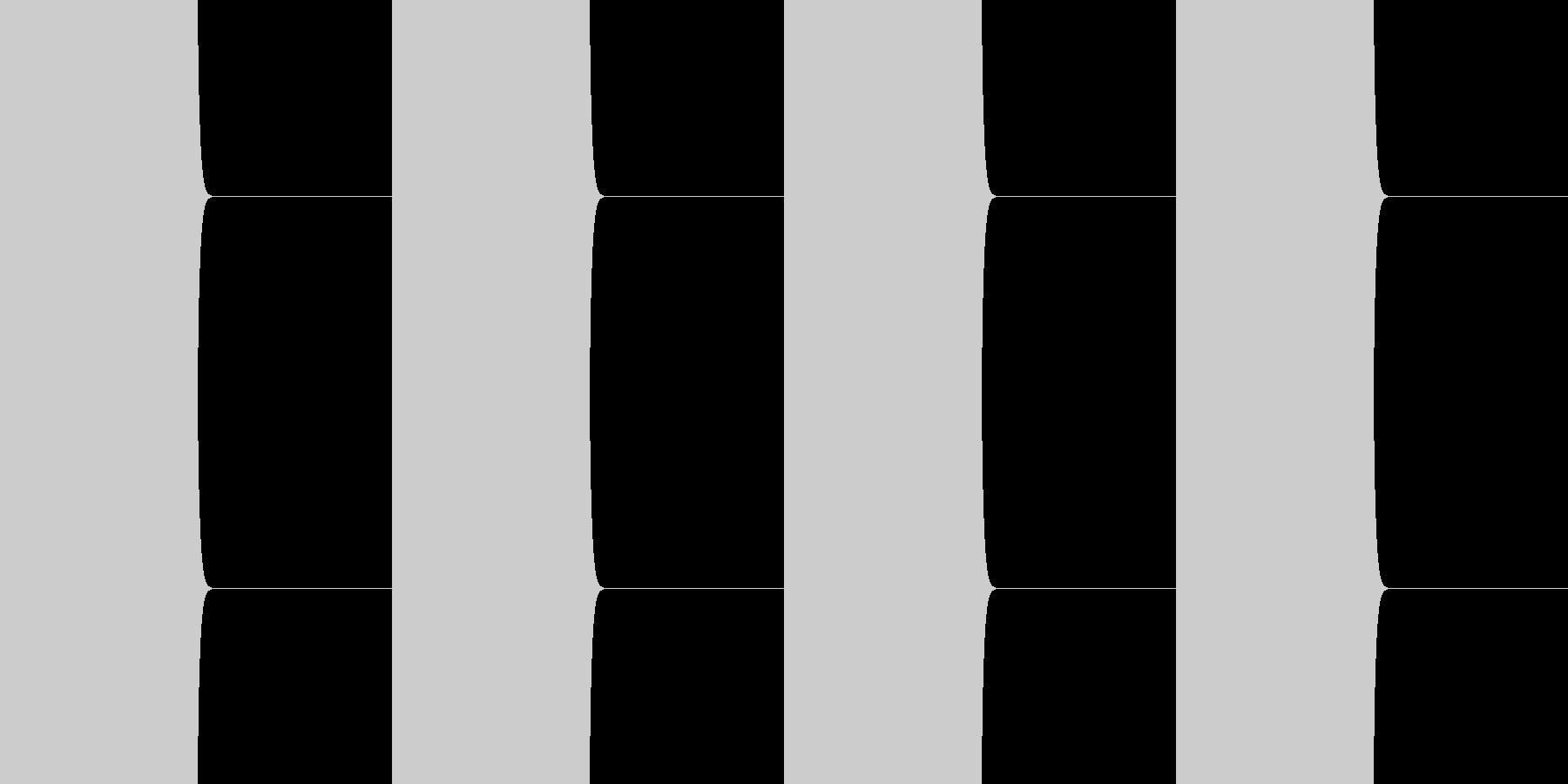 固定電話着信音(トゥルルルル_02)の未再生の波形