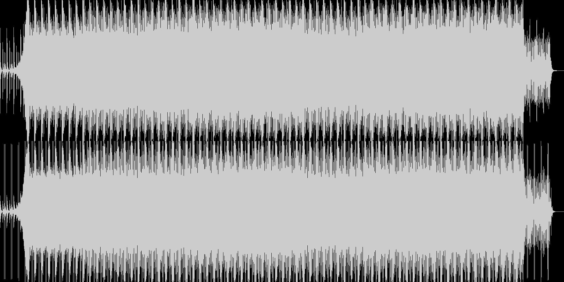 ニュース映像ナレーションバック向け-23の未再生の波形