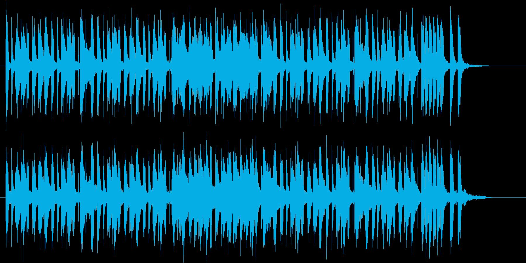 キャッチーで軽快なトランペットジングルの再生済みの波形
