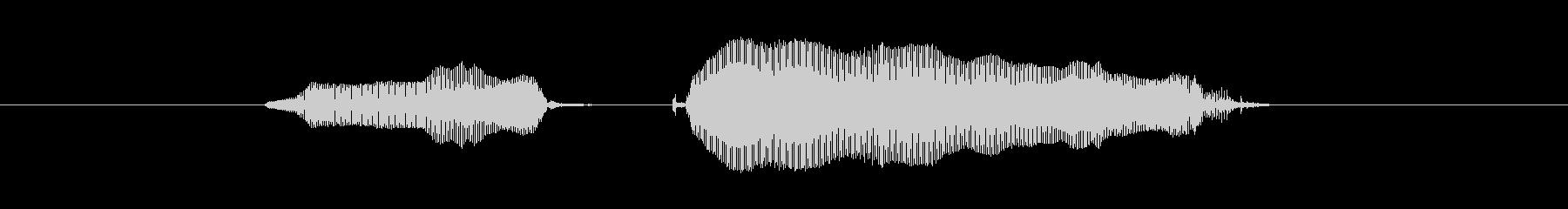 もう一回の未再生の波形