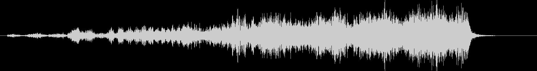 EDM系のDJ/音楽制作用フレーズ!04の未再生の波形