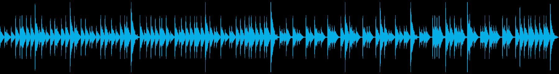 締太鼓ソロ アップ1の再生済みの波形