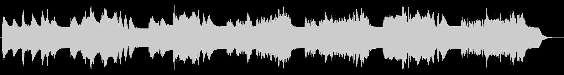 横断歩道 誘導音02-3の未再生の波形