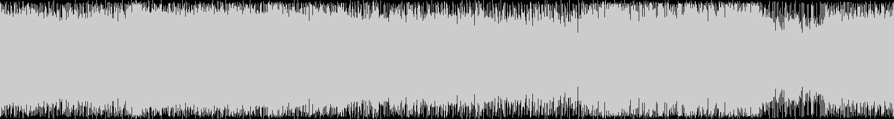 シンセリード・ロック系の通常戦闘風1の未再生の波形