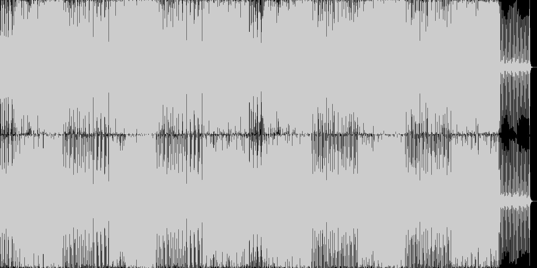 【RPG戦闘:かっこいい系】無限回廊の未再生の波形