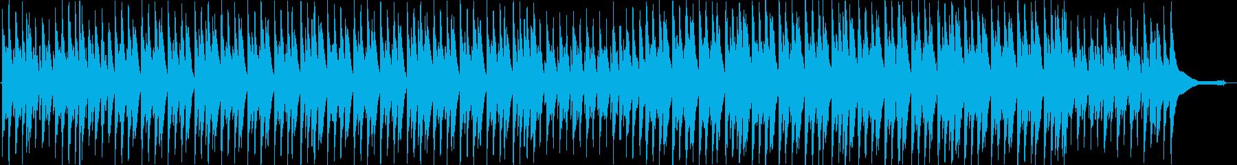 明るくポップな流行コーポレート系BGMの再生済みの波形