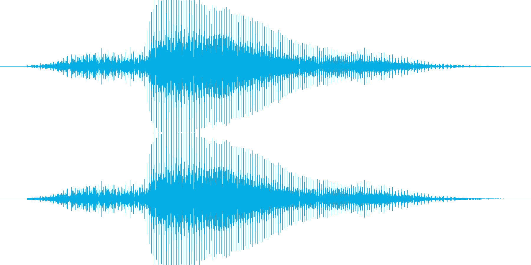 はー!(子供)【掛け声、戦闘ボイス】の再生済みの波形