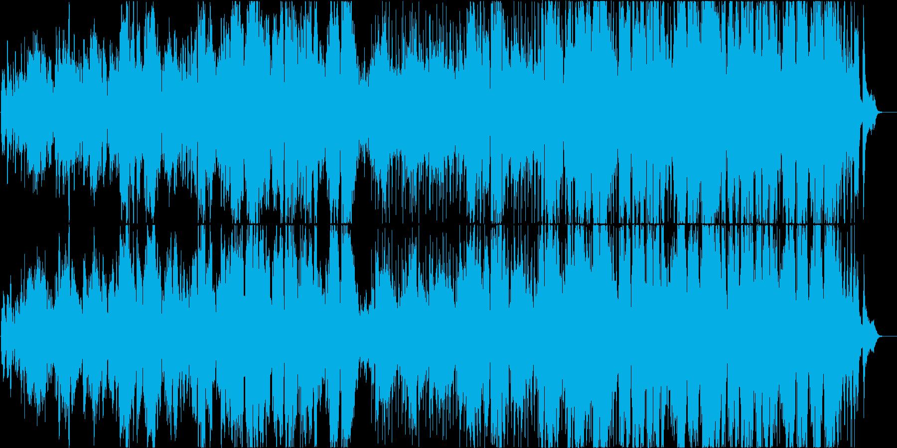 雄大でメロディックなバラード/絶品・女声の再生済みの波形