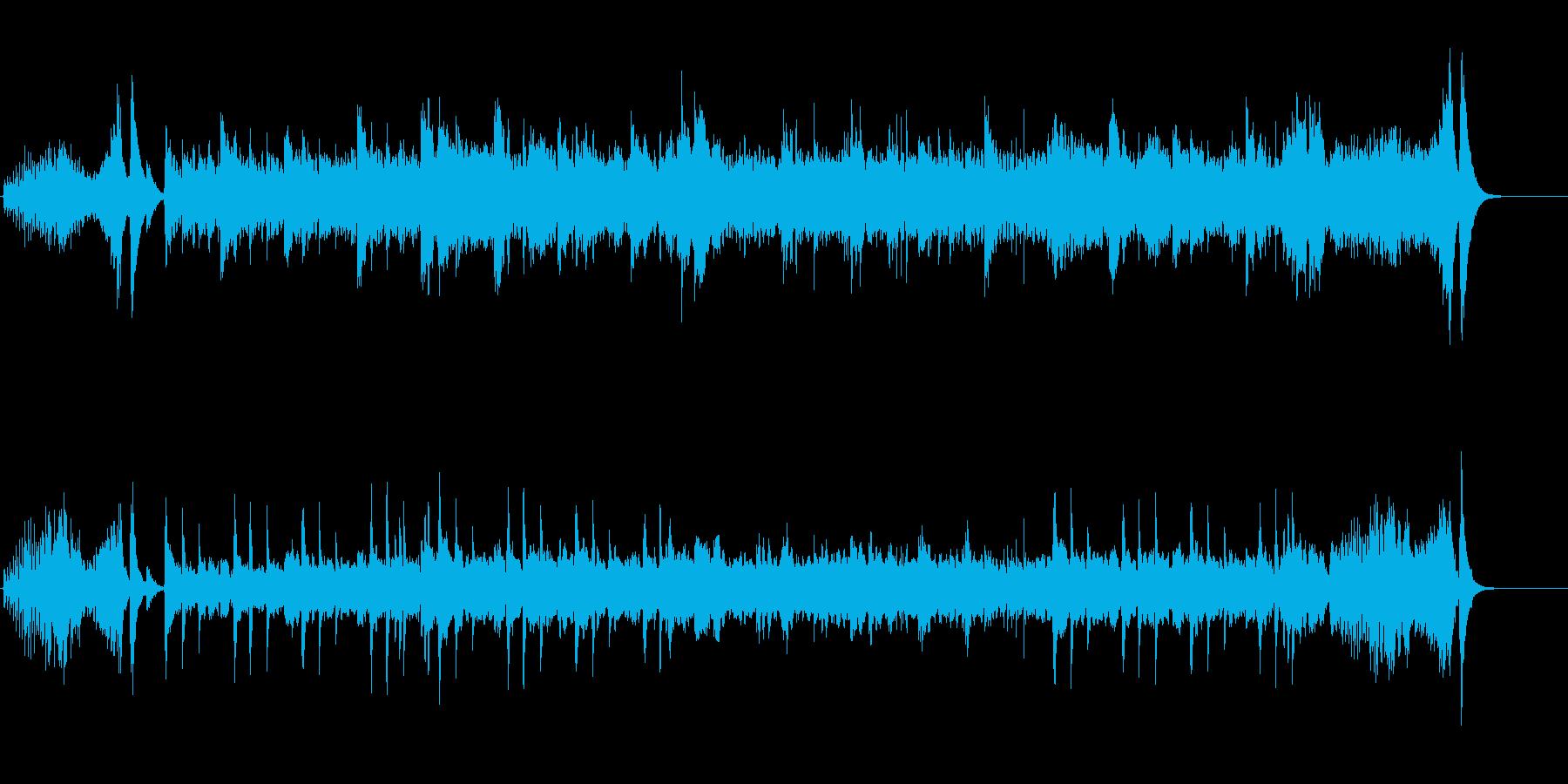 ベスト・オブ・ザ・邦楽の調べの再生済みの波形