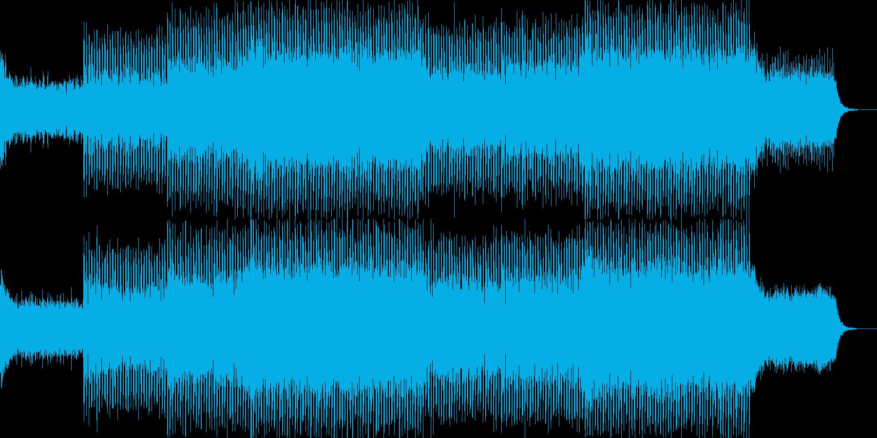 EDM、明るい躍動感、未来、希望-07の再生済みの波形