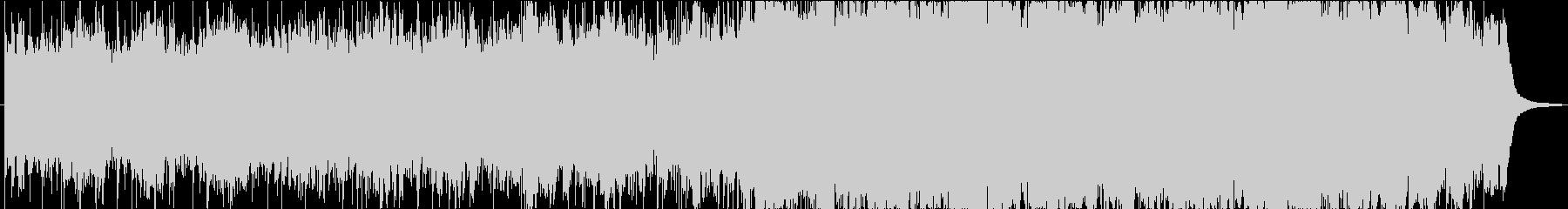 クワイア×ピアノ×エモ 宇宙的インスト!の未再生の波形