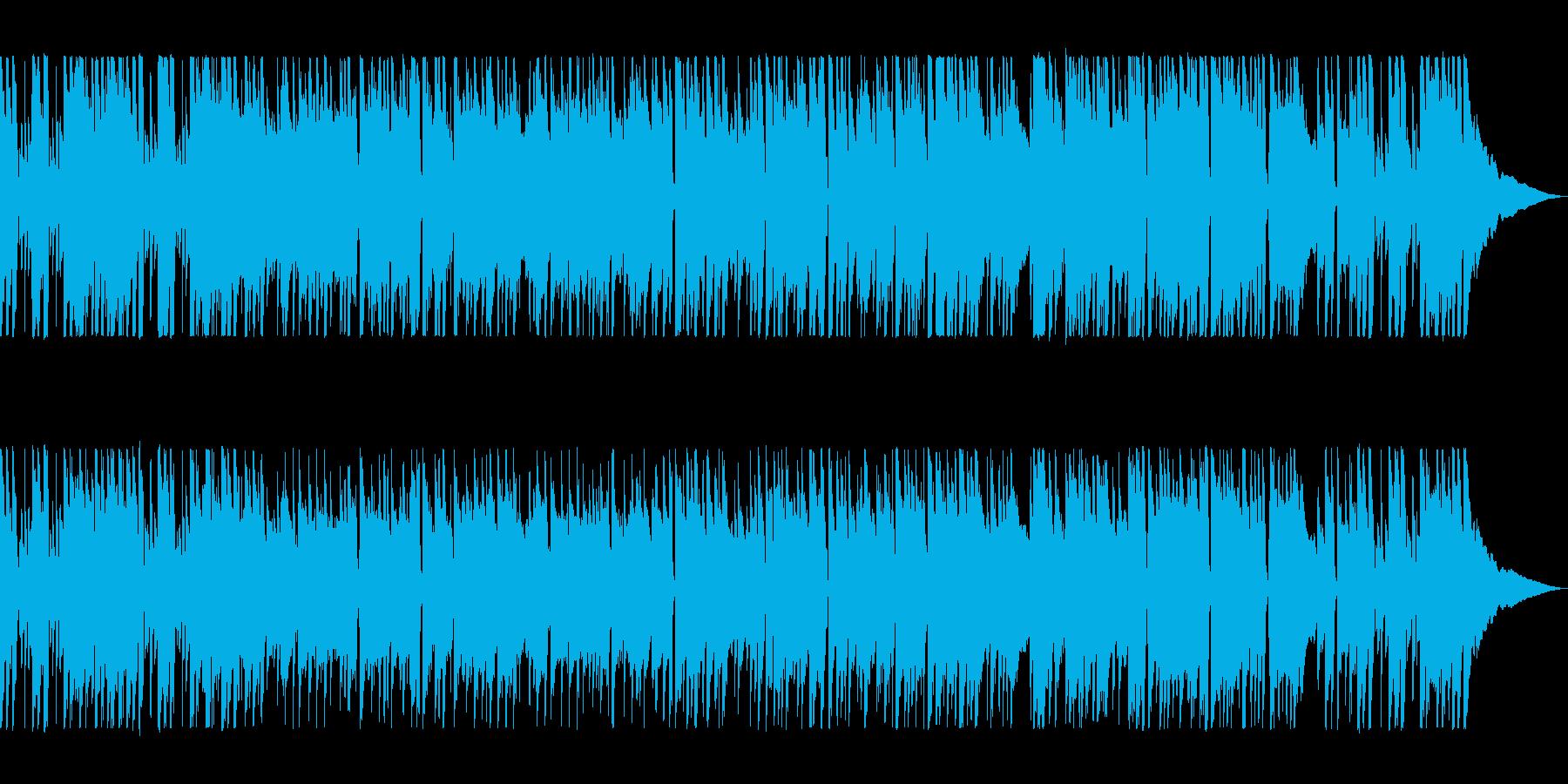 息の合ったアコギが心地よい1曲の再生済みの波形