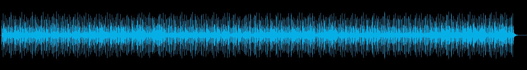 幻想的で神秘的なスピリチュアルサウンドの再生済みの波形