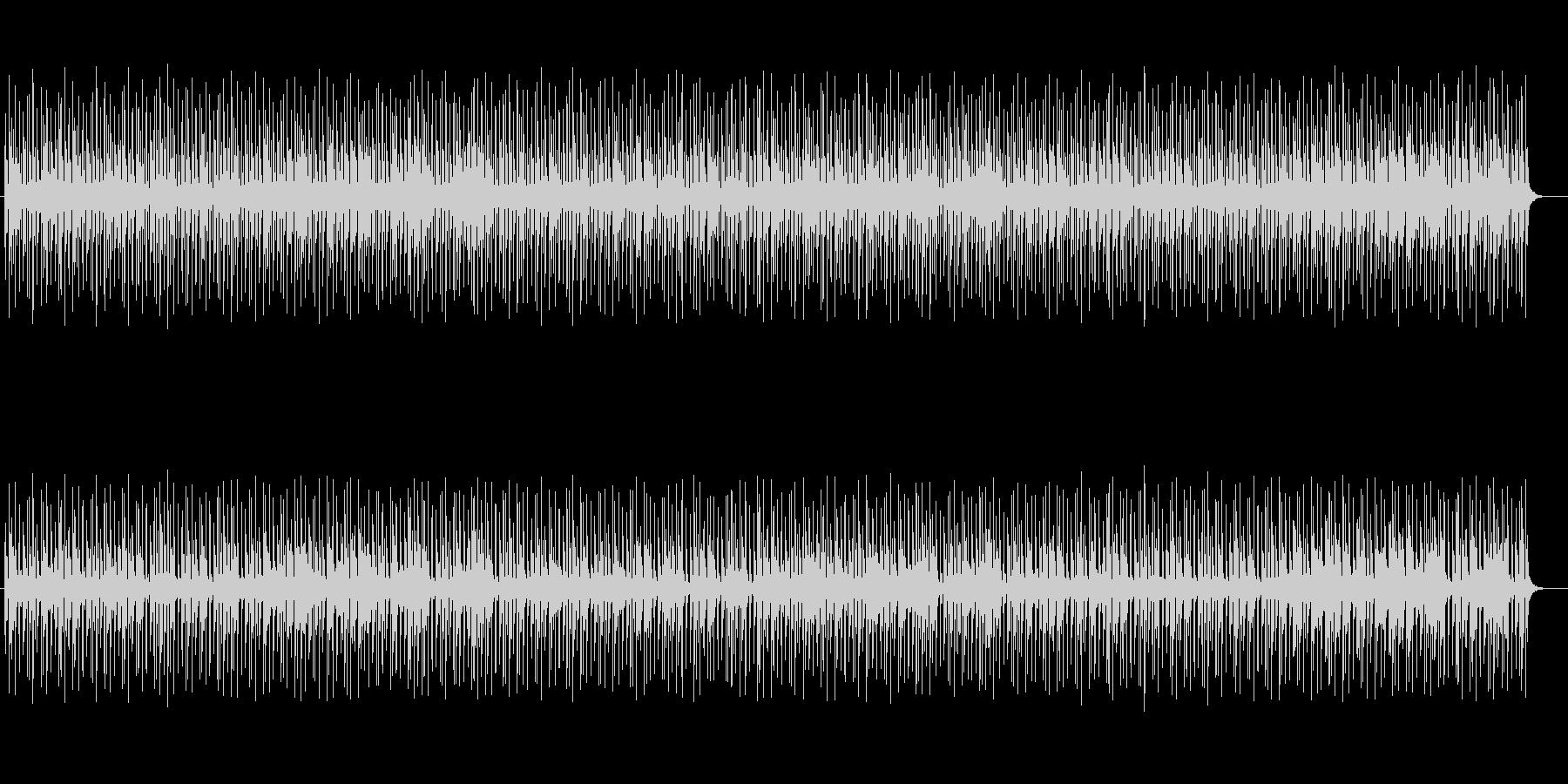 幻想的で神秘的なスピリチュアルサウンドの未再生の波形