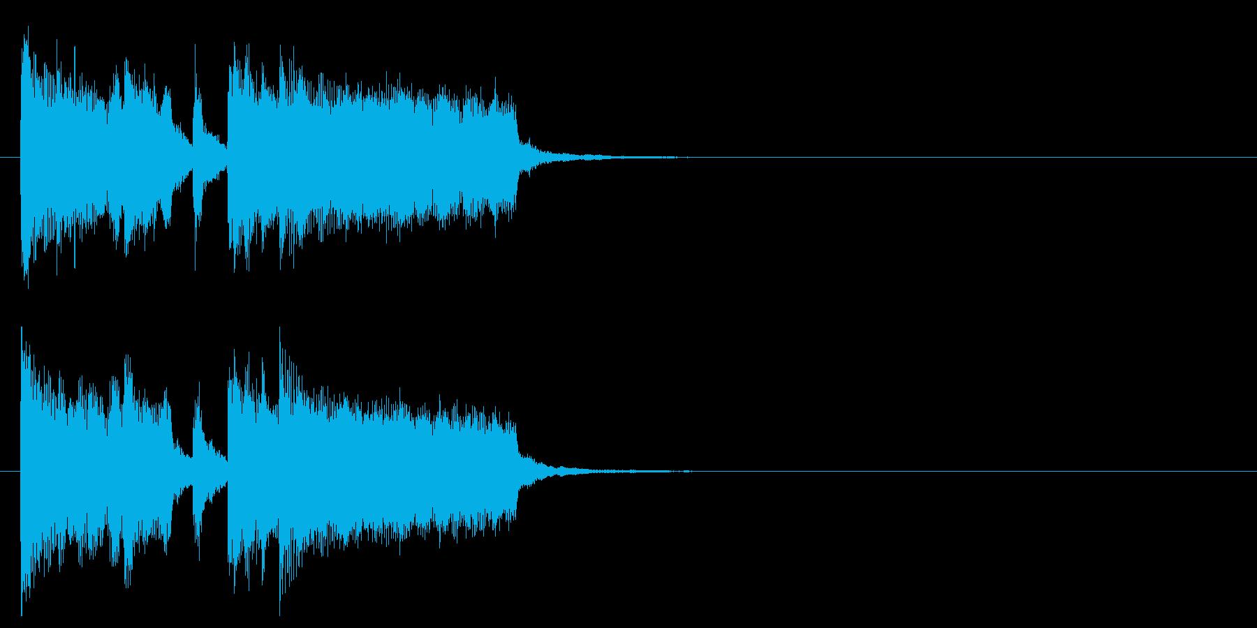 天気予報 情報 ほのぼの かわいい 登場の再生済みの波形