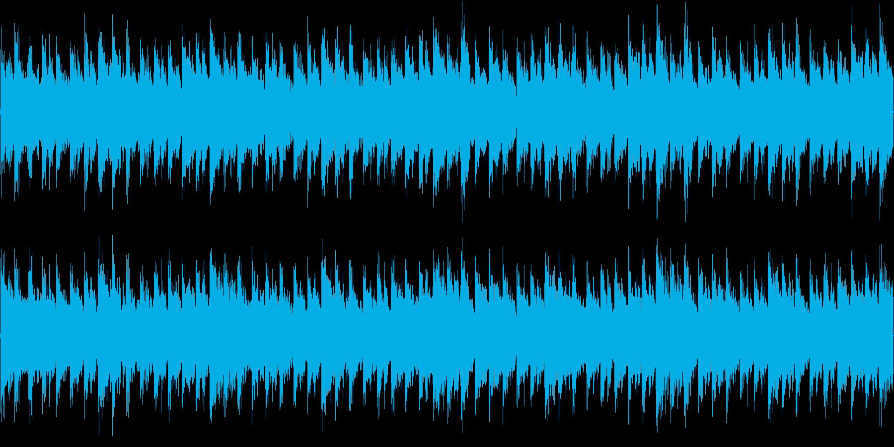 艦隊系ゲームを意識した曲です。重量感の…の再生済みの波形