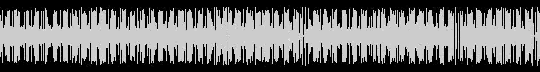 BGM008-03 エレピとアナログド…の未再生の波形
