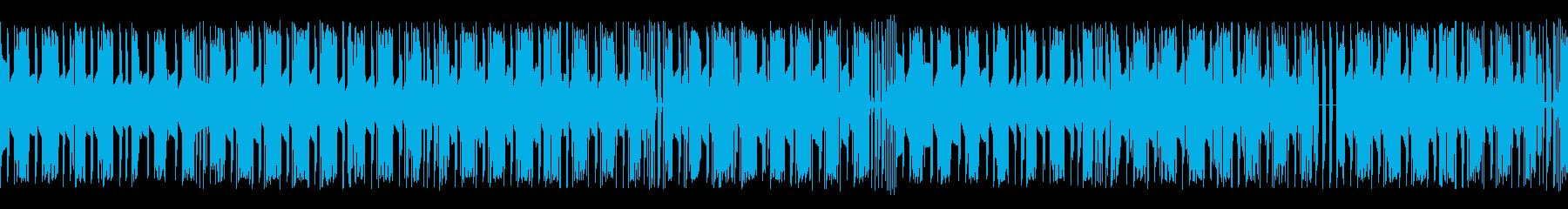 BGM008-03 エレピとアナログド…の再生済みの波形