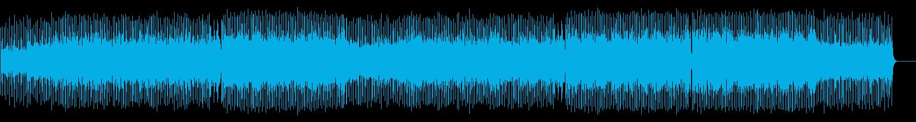 ブリティッシュなポップ(フルサイズ)の再生済みの波形